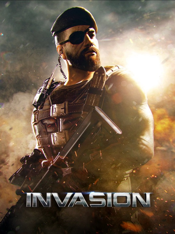 Invasion: Modern Empire на iPad