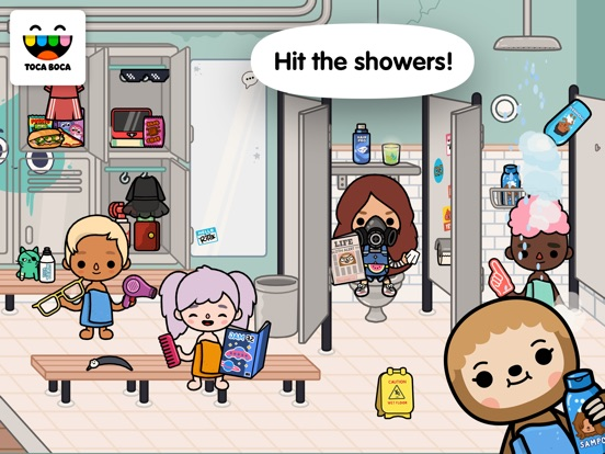 Toca Life: After School screenshot #3