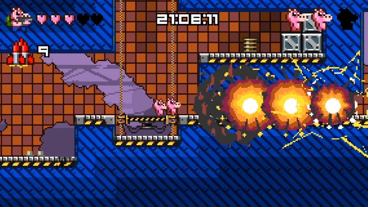 Ammo Pigs: Armed and Delicious screenshot-4