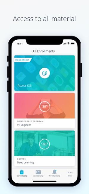 Udacity on the App Store