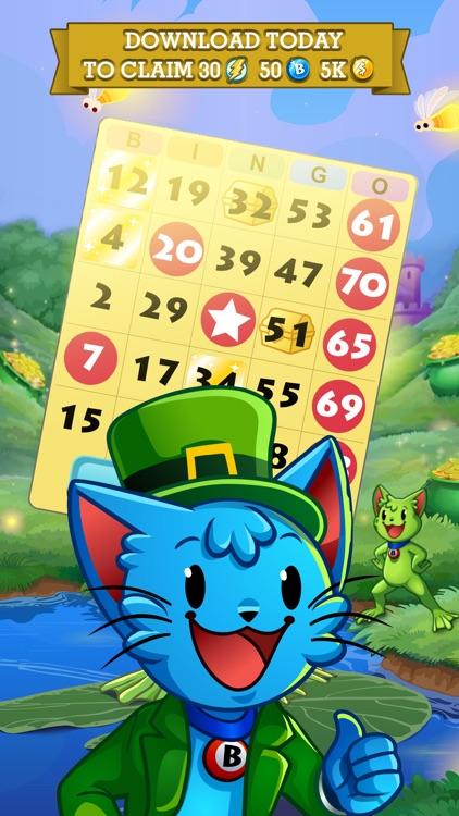 Bingo Blitz - BINGO & SLOTS screenshot-4