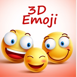 Emoji 3D Stickers