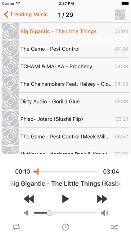 Music Tube - iMusic Player screenshot-4