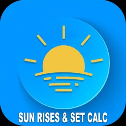 Sun Moon Rise & Set Calc