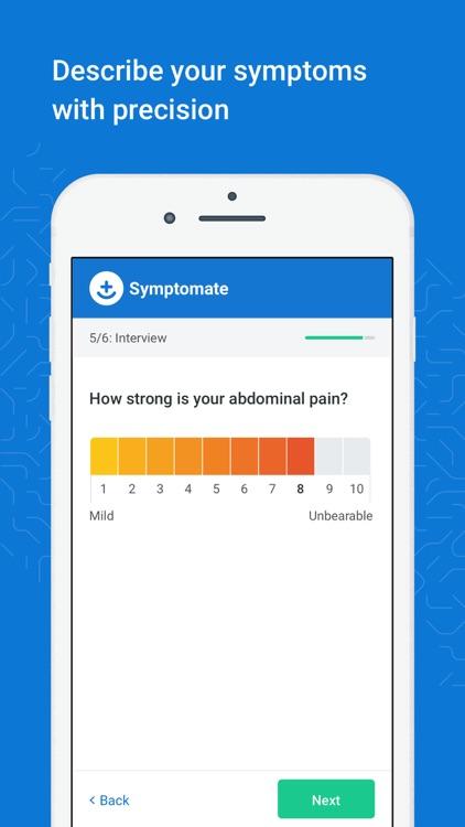 Symptomate screenshot-7
