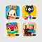 App Icon for Toca Engineering Box App in Viet Nam IOS App Store