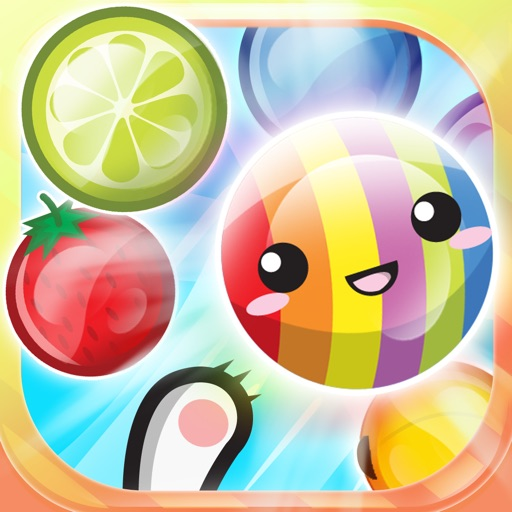 Fruit Bubble Adventures – The Best New Shooter Game icon