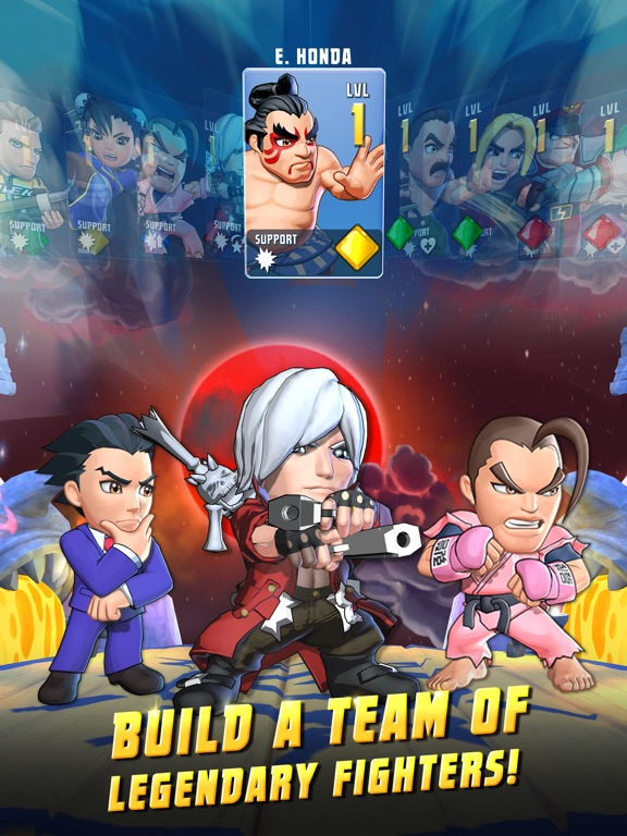 Puzzle Fighter screenshot #5