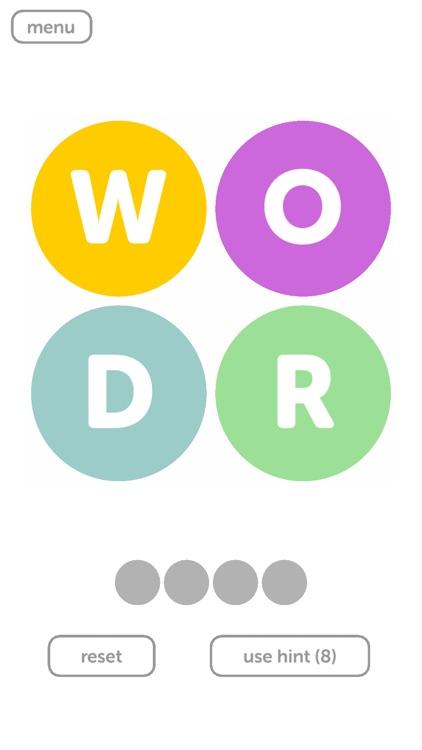 Word Tumble - Fun Puzzle Quiz