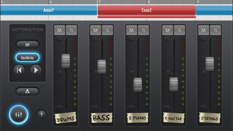 SessionBand Original screenshot-4