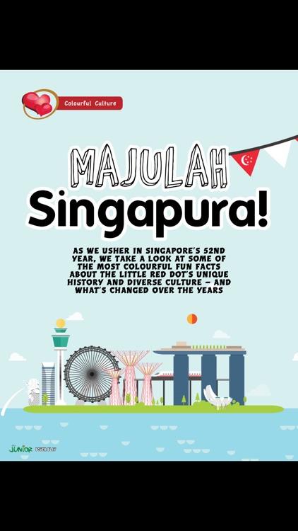 Asian Geographic JUNIOR Magazine