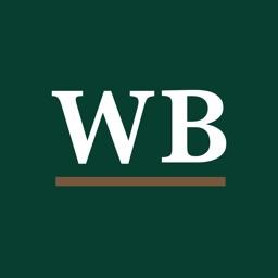 Wellesley Bank Mobile Banking for iPad
