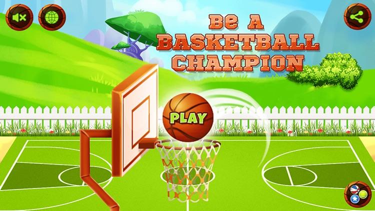 Be A Basketball Champion