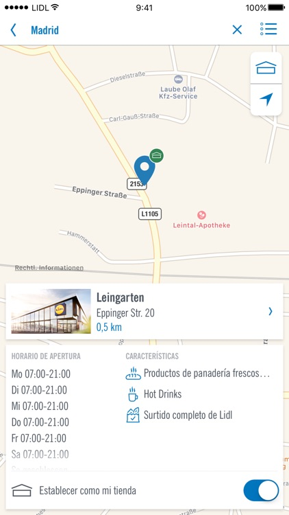 Lidl – Tu compra perfecta screenshot-4