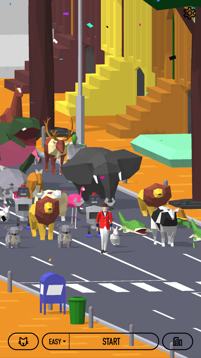 PARADE! - The Rhythm Battle Screenshot