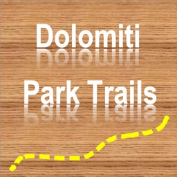 Dolomiti Parks Trails Hike GPS