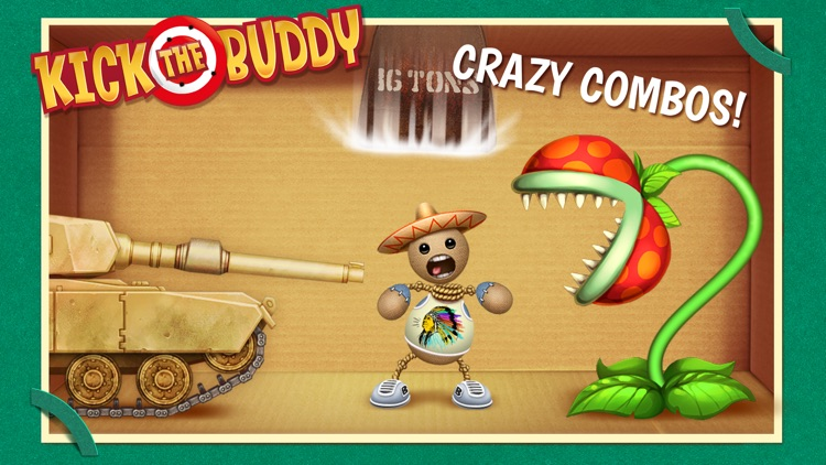 Kick the Buddy screenshot-4