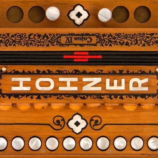 Hohner Cajun SqueezeBox