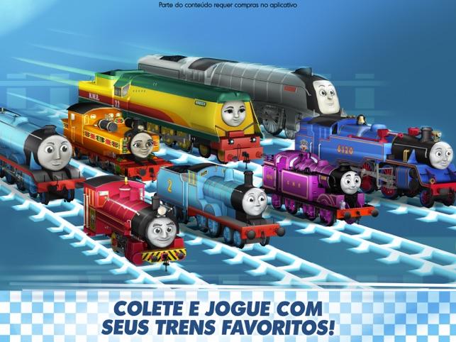 Thomas E Seus Amigos Vai Vai Na App Store