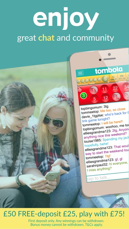 tombola bingo screenshot-2