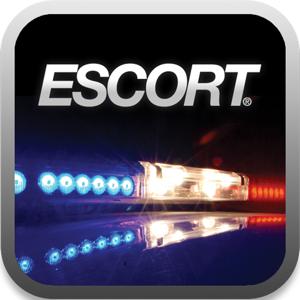 Escort Live Radar ios app