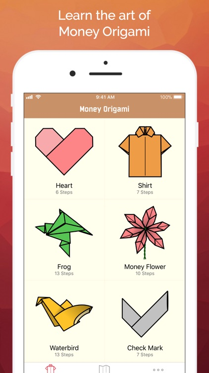 Money Origami Gifts Made Easy