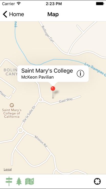 Basketball-Saint Mary's Gaels screenshot-3