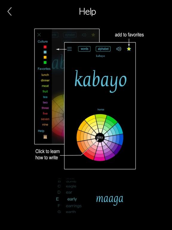 Learn Tagalog Language ! screenshot 16