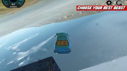 Screenshot for Car Stunts: Dragon Road 3D in United States App Store