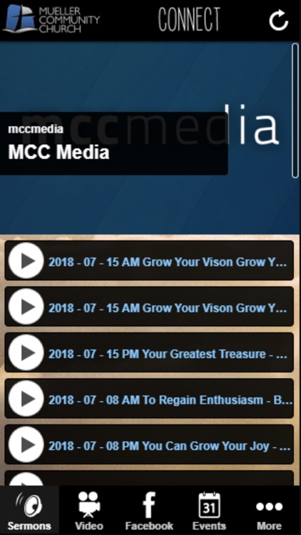 MCC Connect