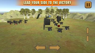 Robot War - Modern Battle Screenshot