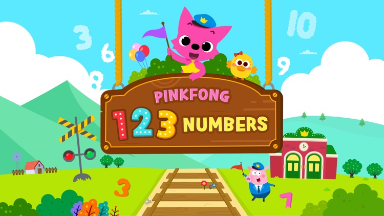 Pinkfong 123 Numbers screenshot-0