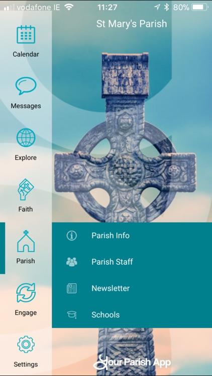 YourParish App