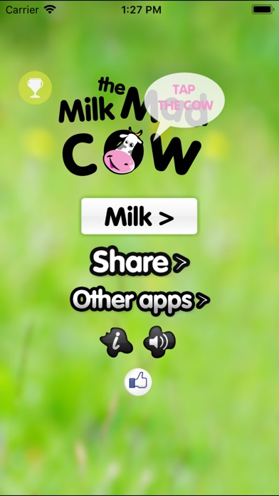 Milk the Mad Cows Screenshot on iOS