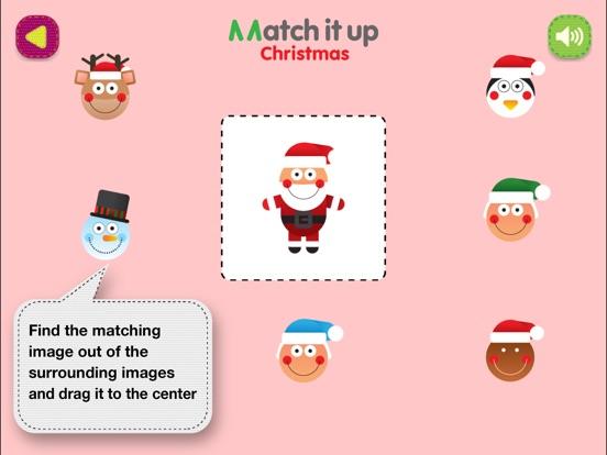 Match It Up - Christmas screenshot 8