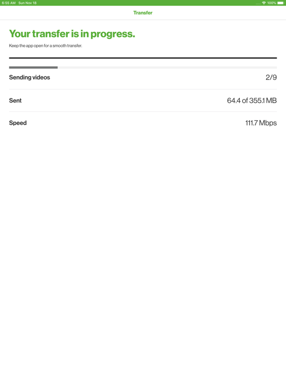Phone Transfer screenshot 10