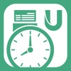 USEN Time Recorder(Uレコ) - iPhoneアプリ