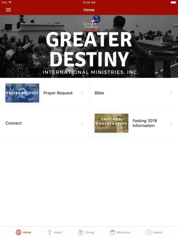 Greater Destiny screenshot 4