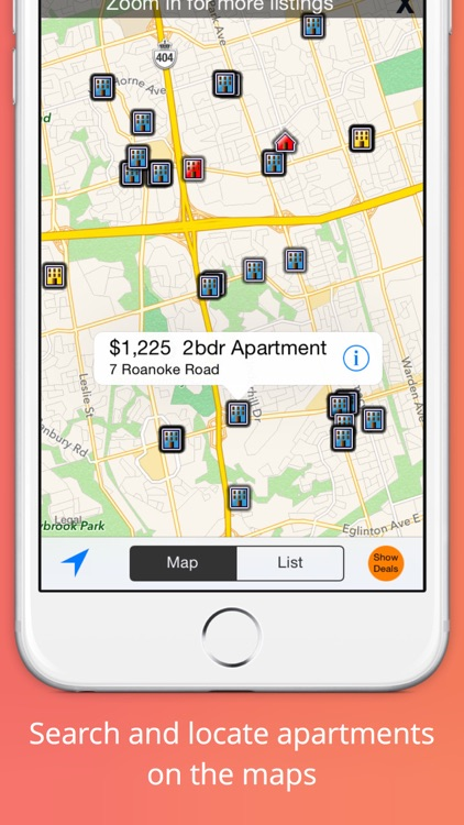 Rent Compass apartments search