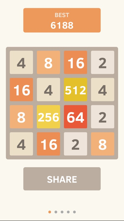 2048 screenshot-4