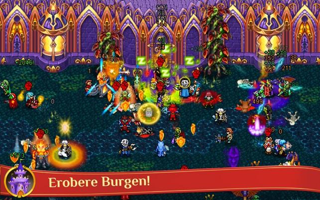 Warspear Online — 2D MMO RPG Screenshot