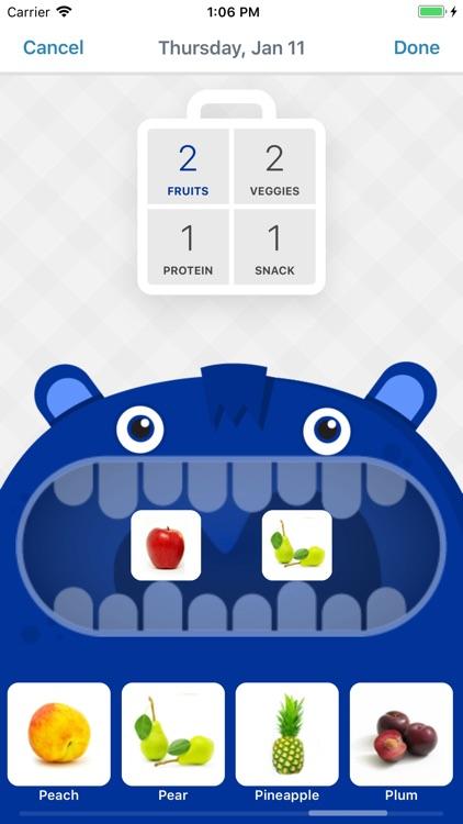 LaLa Lunchbox screenshot-0