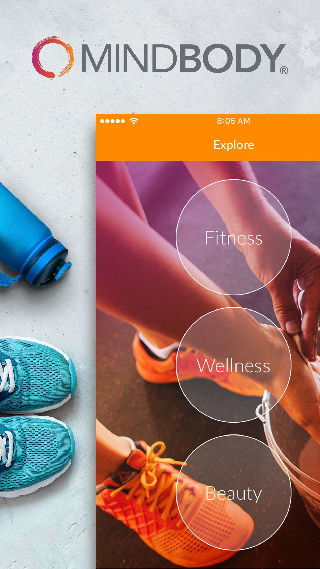 MINDBODY: Fitness, Salon & Spa Screenshot
