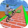 BMX自行车天高特技3D
