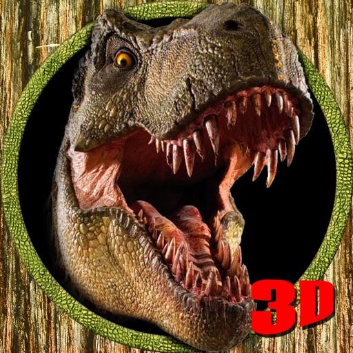 Недвижимость динозавр симулятор атака 3D - уничтожить город с убийственной T Rex в этой экстремальной игре