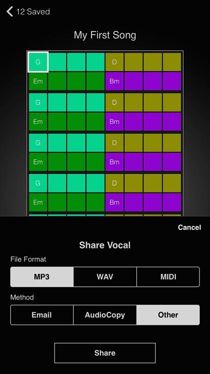 MelodyMiner+ screenshot-4