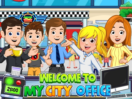 My City : Office screenshot 6
