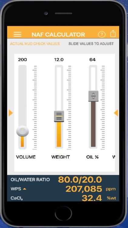 MudMate Phone by DrillCalc