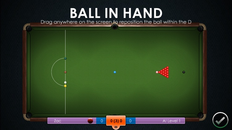 Inter... Snooker Tournament screenshot-4