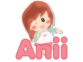 Anii Stickers